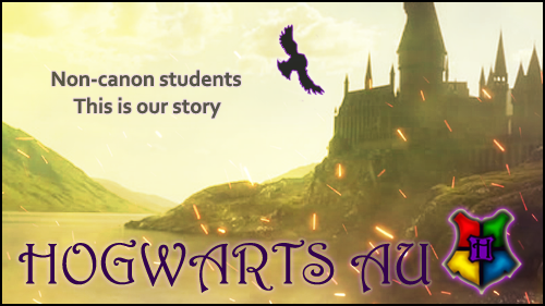 Hogwarts AU | non-canon - this is our story Sw3fLN