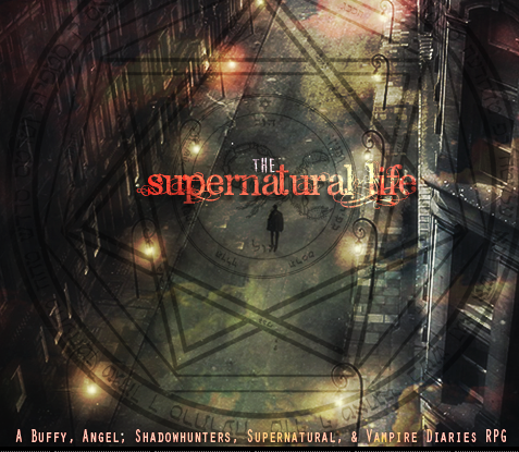The Supernatural Life :: Buffy, Shadowhunters, Supernatural, and Vampire Diaries